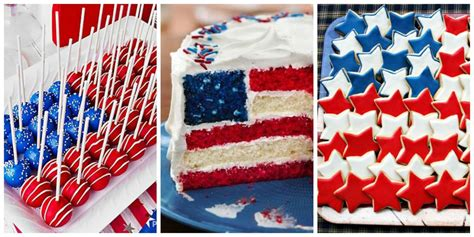 american themed party europe american flag recipes us flag desserts food ideas