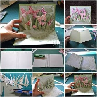 Step By Step Handmade Cards - how to made 3d greeting card step by step