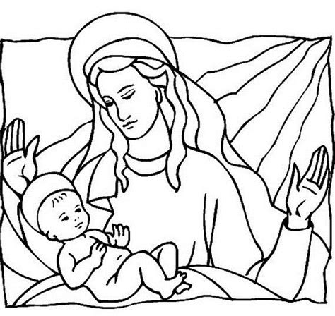free coloring pages virgin mary free coloring pages of virgin mary
