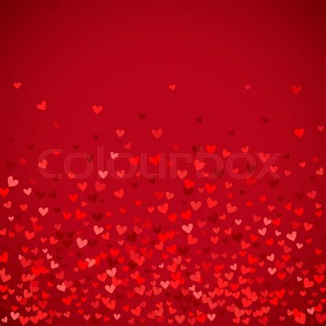 Wedding Hd Backgrounds With Hearts by Background Vector Illustration For
