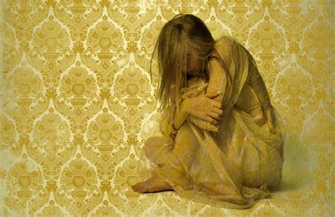 el tapiz amarillo 9682324173 el color de la inconformidad el tapiz amarillo de charlotte perkins antes de
