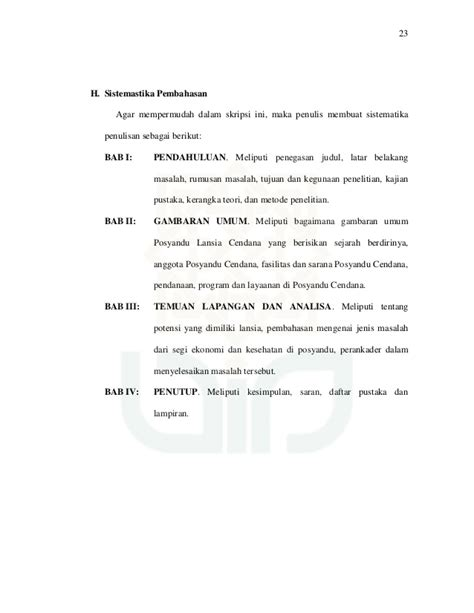 penulisan daftar pustaka badan pusat statistik bab i iv daftar pustaka
