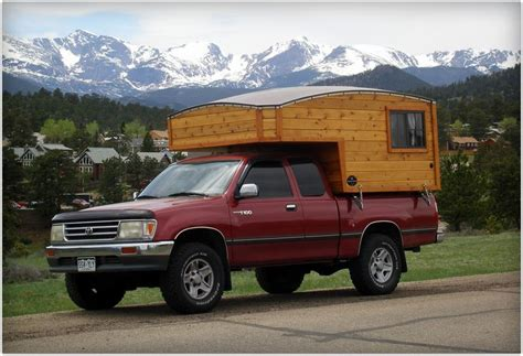 home built truck cer plans or small cer with