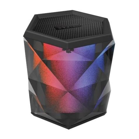 ihome color changing speaker ihome ibt68 portable bluetooth speaker gray ibt68bc best buy