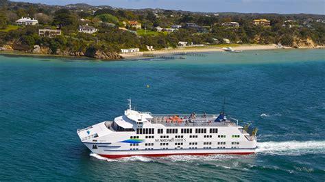 boat service mornington searoad ferries sorrento transport mornington peninsula