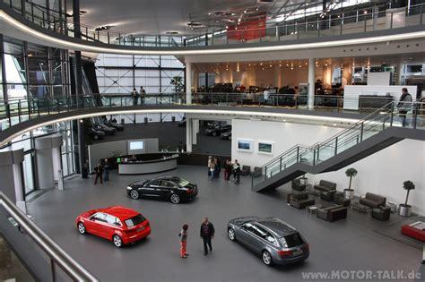 Audi Forum Neckarsulm by Ein Tag Im Audi Forum Neckarsulm Oder Mein A3 Ist Da