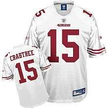replica white michael crabtree 15 jersey eternal p 1226 1000 images about nfl san francisco 49ers jerseys on