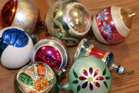 finding cheap vintage christmas decorations home lilys