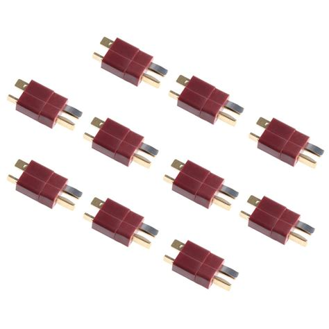 New T Connector Dean Style 1 Pairs 20pcs 10 pairs t connectors deans style for rc lipo battery in parts