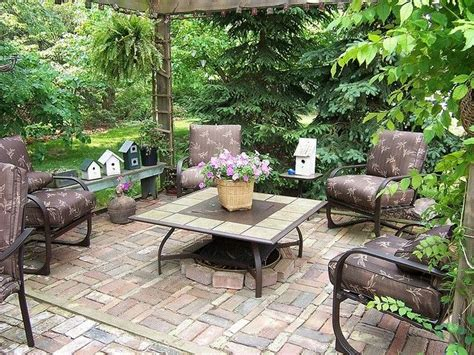 Small Patio Designs Photos Small Patio Ideas Gardening Landscaping Pinterest