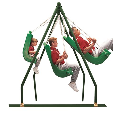 indoor therapy swing frame occupational and physical therapy equipment therapeutic