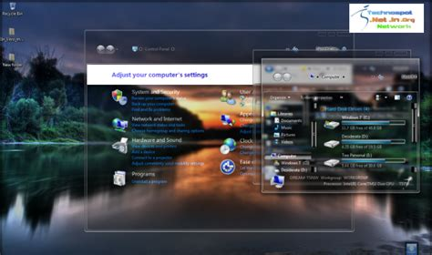 download themes for windows xp free windows 7 style bajar full glass tu pc transparente acelerar utorrent
