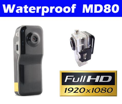 full hd 1080p waterproof mini action camera from shenzhen