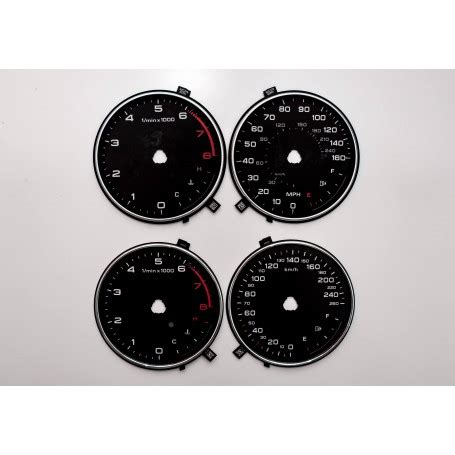 audi a3 (8v) replacement mph to km/h
