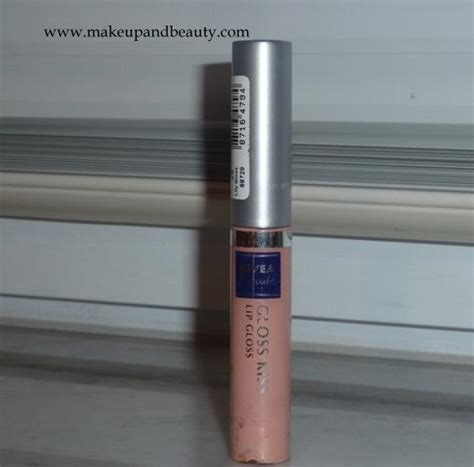 Lipgloss Nivea nivea gloss lip gloss in gloss review