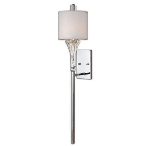 White Kitchen Base Cabinets by Grancona 1 Light Polished Chrome Wall Sconce Uvu22495