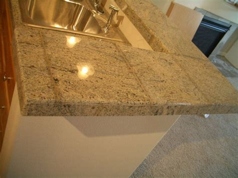 Granite Tile For Countertops by Granite Tile Kitchen Countertop And Bar