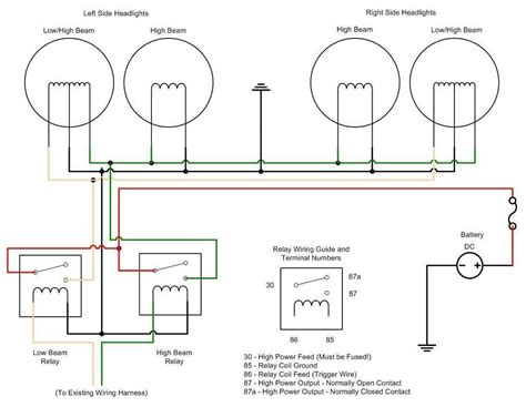 kenworth t800 relay location diagram get free image
