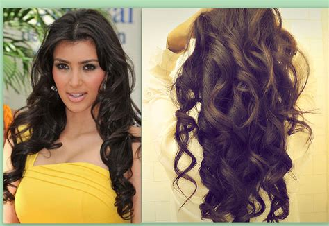 how to curl loose curls on a side ethnic hair loose curls medium length hair hairstyle for women man