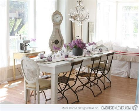 chic dining room 35 beautiful shabby chic dining room decoration ideas