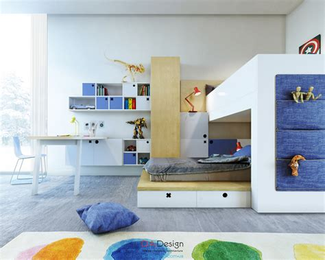 stylish room for two generations home design and