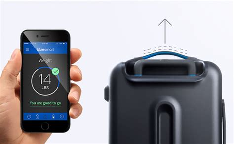 smart luggage coming soon courtesy of samsonite and samsung
