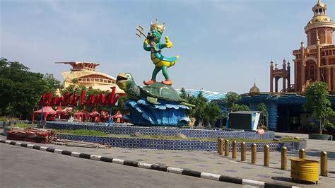 Mini 4 Di Surabaya atlantis land terbaru di kenpark surabaya pantai kenjeran
