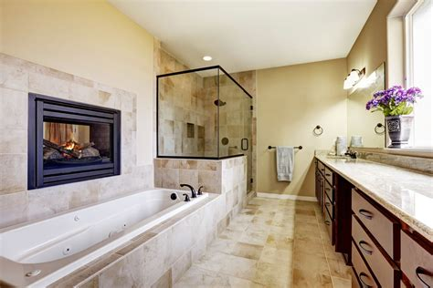 the most of your master bathroom remodel in michigan
