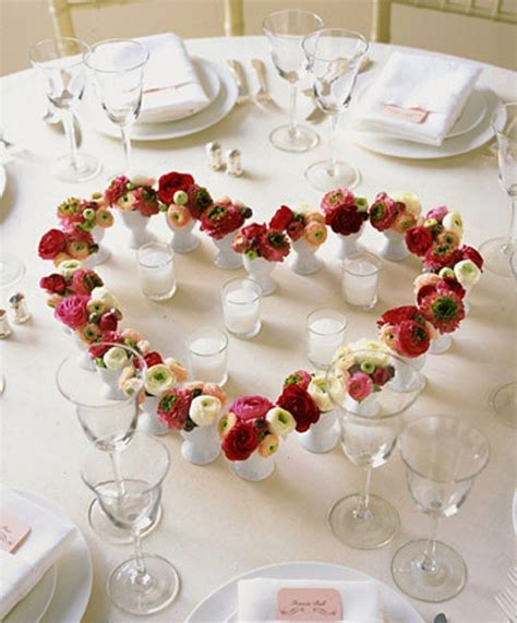 valentine table decorations 22 amazing valentine s day centerpieces digsdigs
