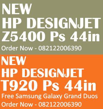 Plotter Hp Designjet T520 36in A0 1 pusat plotter hp designjet indonesia