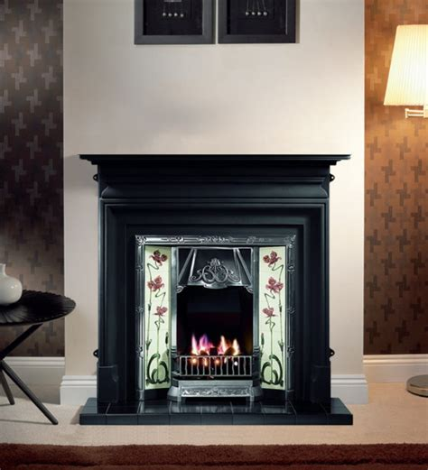 Black Fireplace Surround by Gallery Palmerston Cast Iron Surround Stanningley Firesides