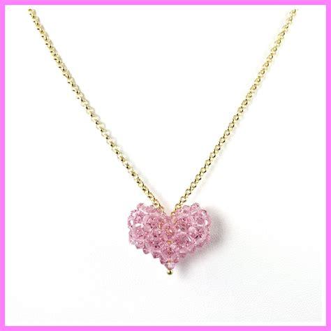 pink necklace pink necklace managedmoms com