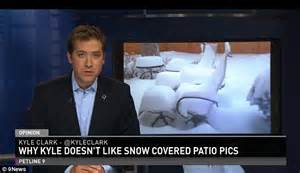 Kyle Clark Patio Furniture Colorado S 9news Anchor Kyle Clark News Rants At Viewers