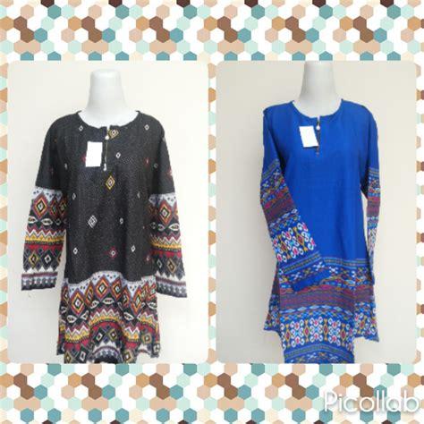 Pusat Grosir Baju Atasan Trifosa Blouse Katun Jepang Grade A sentra grosir blouse fuji dewasa murah di bandung 35ribu