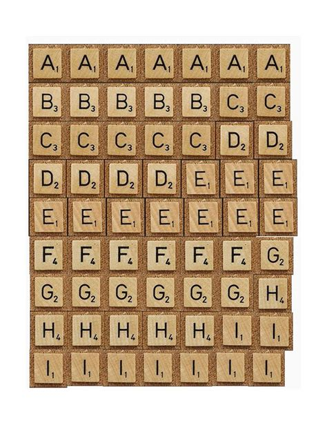 tiles in a scrabble what a beautiful mess faux scrabble letters tutorial