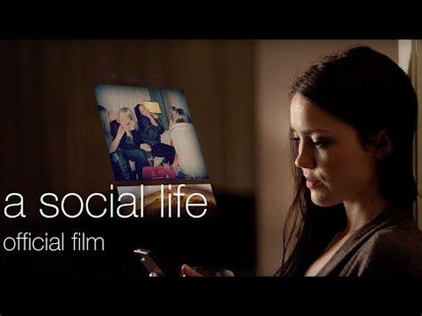 biography short film a social life award winning short film social media