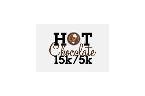 coupon for hot chocolate run 2018 chicago
