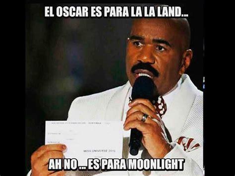 Oscars Memes - oscar 2017 los memes tras error al anunciar pel 237 cula