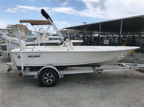 bulls bay boats 1700 bulls bay 1700 boats for sale in united states boats