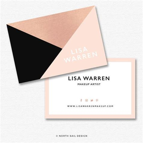 custom business card template best 25 card designs ideas on business card