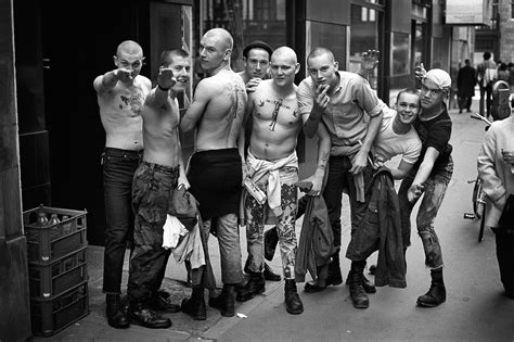 tattoo london road southend gritty pictures of britain s skinheads from the 1980s