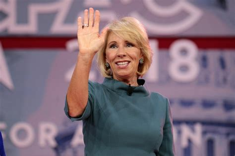 betsy devos record devos used the acics remand to completely restore their