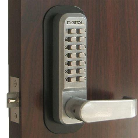 Digital Drawer Lock by Lockey 2835dc Keyless Mechanical Digital Sided