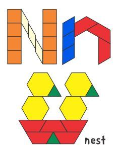 pattern block blackline masters pattern blocks flower made of hexagons and other shapes