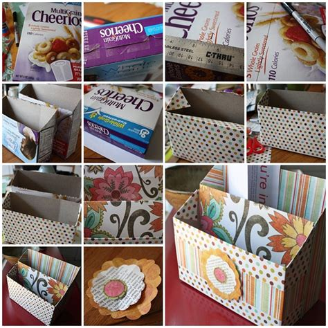 Wall Hanging Charging Station by Wonderful Diy Organizer From Cereal Box
