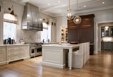 kitchen island color ideas warm white kitchen design gray butler s pantry home