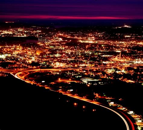 chattanooga lights places to go been the o