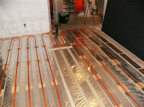 Diy Radiant Floor Heating by Diy Hydronic Floor Heating Page 19 Ecorenovator