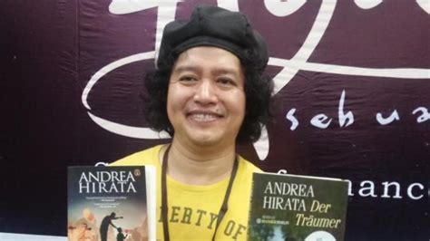 biography of andrea hirata desember 2015 dinius learning center