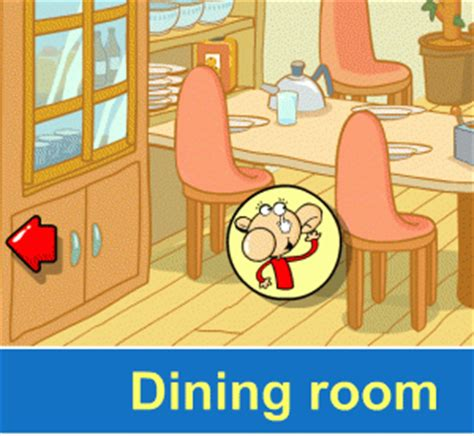 Dining Room Vocab In Guide Org